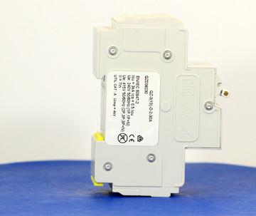 QZD38230 (3 Pole, 30A, 277/480VAC, UL Recognized (UL 1077))