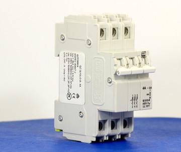 QZD38904 (3 Pole, 4A, 277/480VAC, UL Recognized (UL 1077))