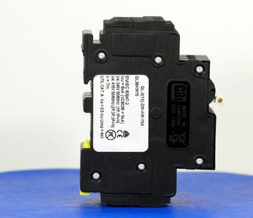 QL38KM15 (3 Pole, 15A, 120/240VAC; 240VAC, UL Listed (UL 489))