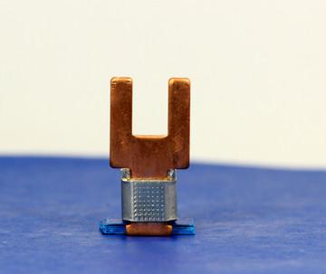 3190530 (2 Pole Copper Bridge, 50 mm² box term, (WG 2/0))