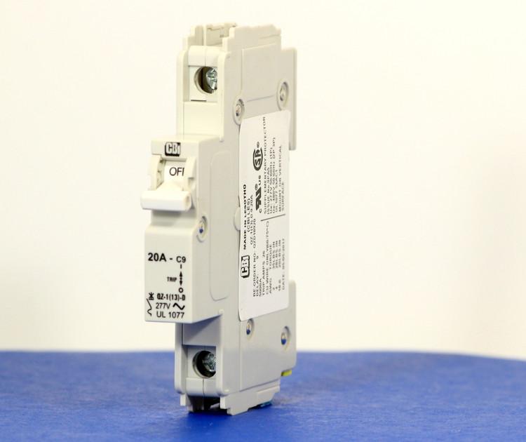 QZD18920 (1 Pole, 20A, 277VAC, UL Recognized (UL 1077))