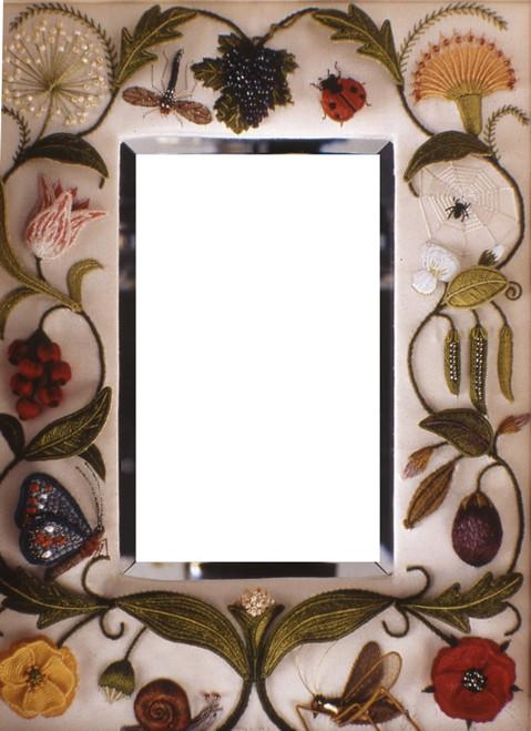 Medieval Mirror Frame 1