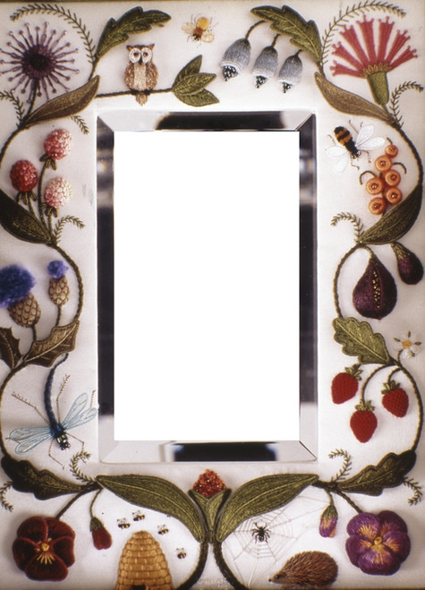 Medieval Mirror Frame 2