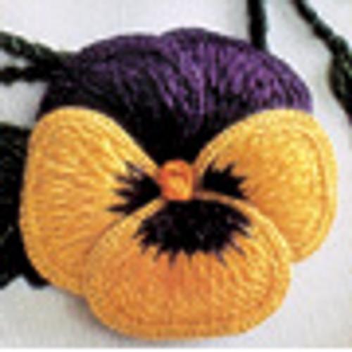 Gold/Purple Pansy Kit