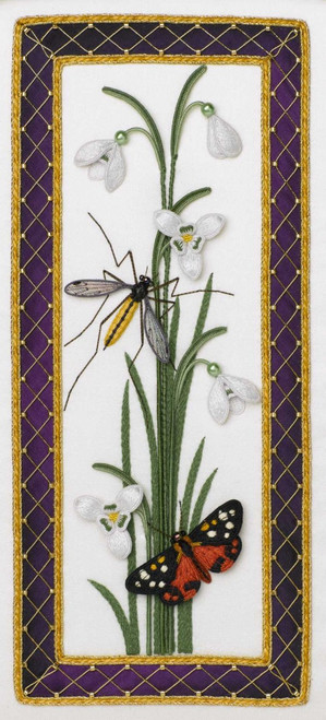 Snowdrop and Cranefly