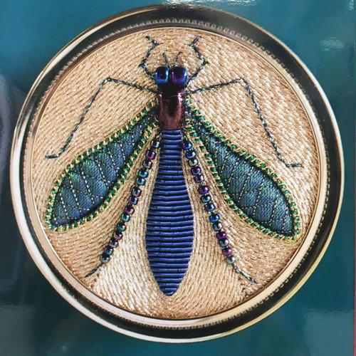 Art Nouveau Dragonfly