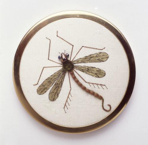 Appliquéd Dragonfly