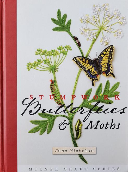 Stumpwork Butterflies & Moths
