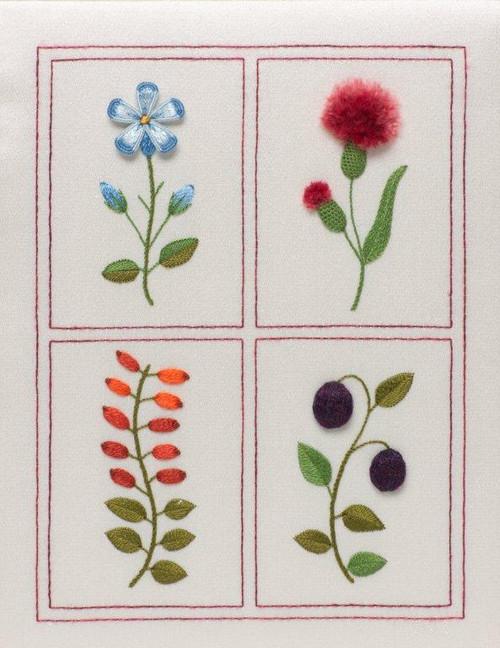 Shakespeare's Flowers: Sampler Three