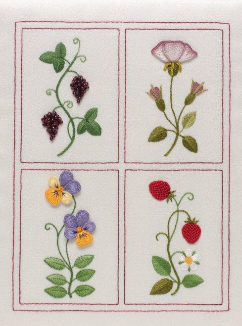 Shakespeare's Flowers: Sampler One Class