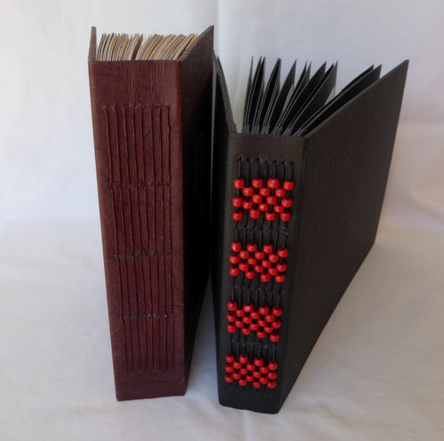 The Handmade Book - Longstitch Binding: Class One