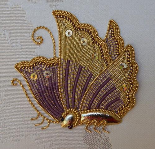 Amethyst Japanese Butterfly Class