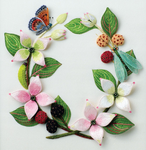 Dogwood and Green Lacewing Class