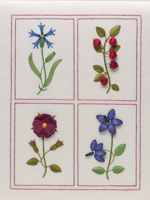 Shakespeare's Flowers: Sampler Two Class