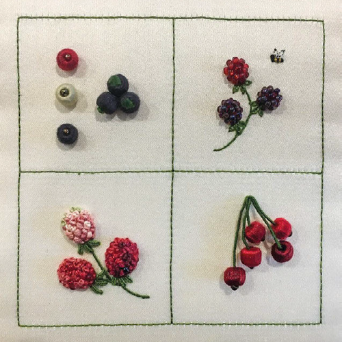 Sampler of Berries