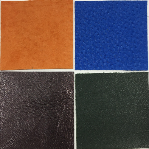 Leather assortment 3 - Suede & Leather