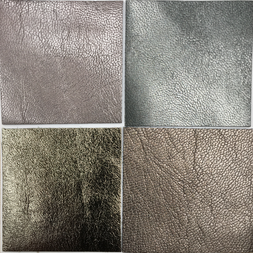 Leather assortment 4 - Slate