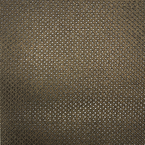 Leather square - Bronze textured