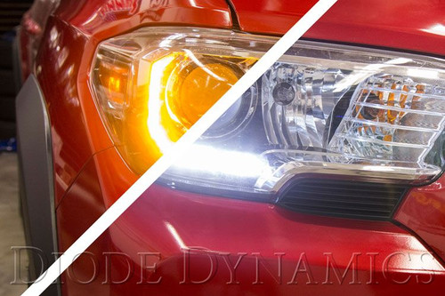 Tacoma 2016-2019 Pro-Series Amber DRL Boards Diode Dynamics - DD2287