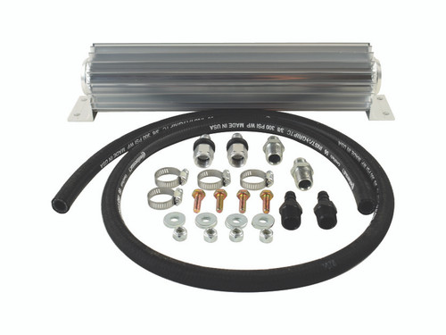 Heat Sink Fluid Cooler Kit with 6AN Fittings PSC Performance Steering Components - CK100-6