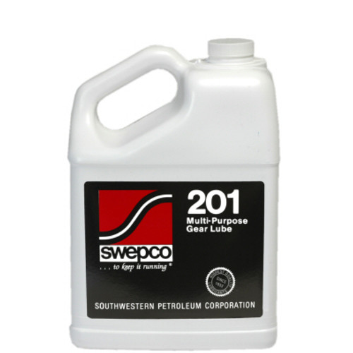 SWEPCO 201 Multi-Purpose 80W90 Gear Oil 1 Gal PSC Performance Steering Components - FL-SWE2018090