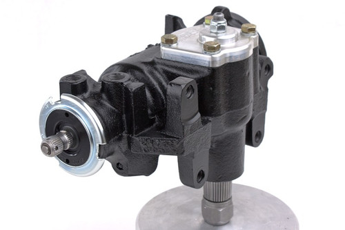 Cylinder Assist Steering Gearbox, 1980-1993 GM 4WD with Crossover Steering PSC Performance Steering Components - SGX041MR