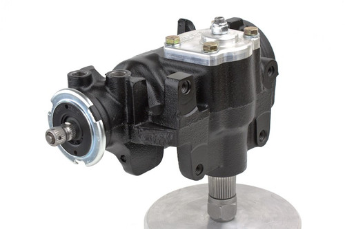 Cylinder Assist Steering Gearbox, 1977-79 GM 4WD with Crossover Steering PSC Performance Steering Components - SGX041SR