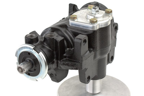 Cylinder Assist Steering Gear Box, 1970-76 GM 4WD Truck PSC Performance Steering Components - SGX442SR