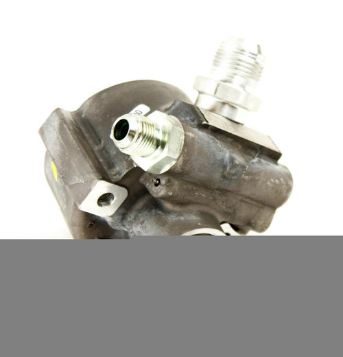 Power Steering Pump  CBR Race Pump No Flow Control -8AN Pressure and -12AN Suction XR Series PSC Performance Steering Components PSC Performance Steering Components - SPX32072