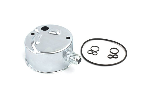 Remote-Fill Reservoir for P Pump,  #10AN Feed PSC Performance Steering Components - SR2545-10K