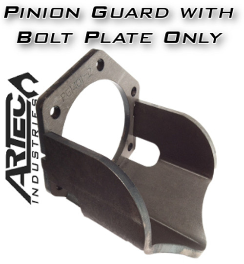 14 Bolt Pinion Guard Standard Artec Industries - PG1401