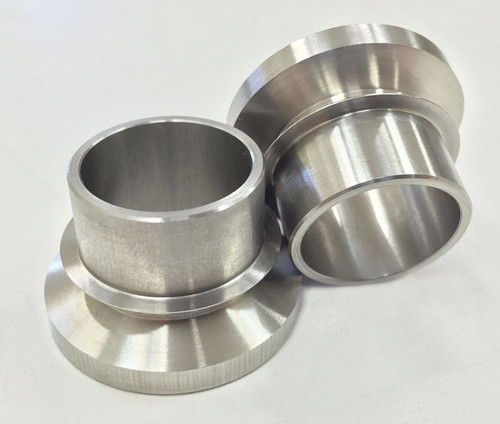 Short 7/8 Inch High Misalignment Spacers SS 3/4 Inch Pair  Artec Industries - SP1403