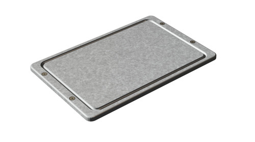 Jeep JK/JKU MP Tailgate Table Cutting Board w/ Hardware 07-18 Wrangler JK/JKU TeraFlex - 4804182