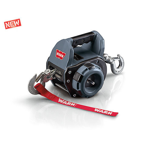 Handheld Portable Powered By Standard Portable Drill 500 LB Cap 30 Ft Wire Rope - 910500