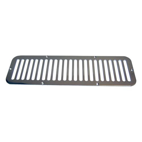 Chrome Cowl Vent Cover for 1955-1975 Jeep CJ-5 or CJ-6 - RT26024