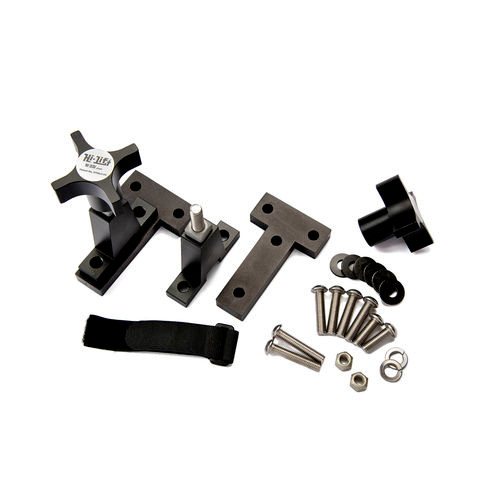 Mount your Hi-Lift within easy reach on your Jeep Wrangler CJ/YJ. - HM-850