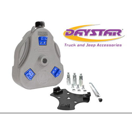 07-14 FJ Cruiser Cam Can Gray Complete Kit Drinking Water Includes Spout Daystar - KT71001RB
