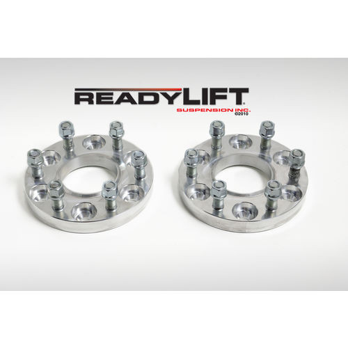 ReadyLIFT  CHEVROLET/GMC 1500 7/8'' Wheel Spacers with Studs - 10-3485