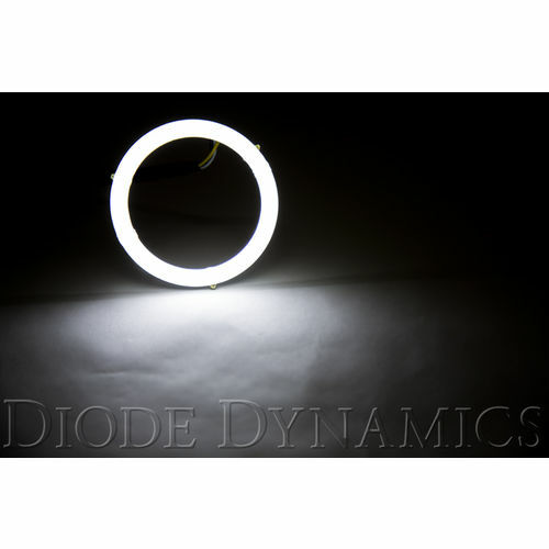 Halo Lights LED 80mm White Pair Diode Dynamics - DD2073
