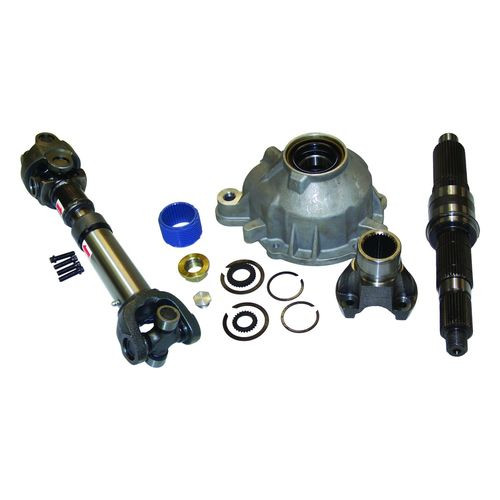 Slip Yoke Eliminator & HD Driveshaft Kit for Select 94-06 Jeep TJ, YJ w/ NP231 - RT24004