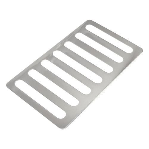 Stainless Steel Cowl Vent Cover for 2007-2018 Jeep JK Wrangler - RT34078
