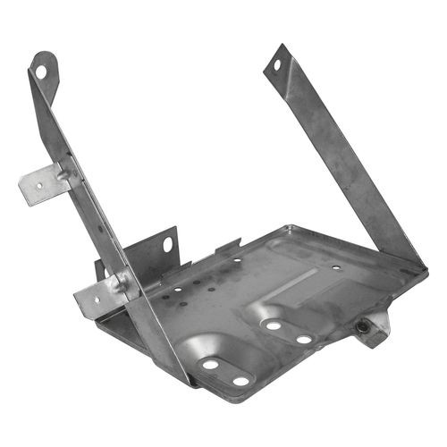 Stainless Steel Battery Tray for 1976-1986 CJ-5, 7, 8 - RT34087