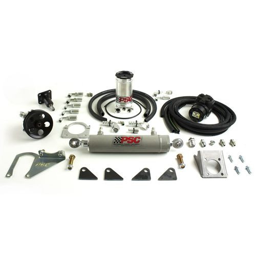 Full Hydraulic Steering Kit, 1997-2006 Jeep LJ/TJ (40-44 Inch Tire Size) PSC Performance Steering Components - FHK200TJ
