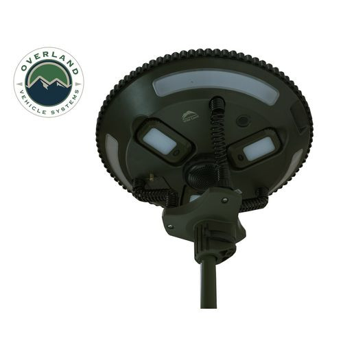 Solar Camping Light Pods & Speaker Universal Wild Land Overland Vehicle Systems - 15049901-HYDZ