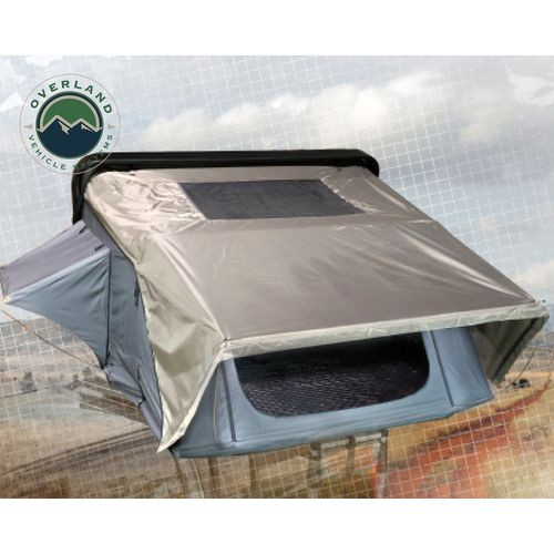 Bushveld Hard Shell Roof Top Tent Overland Vehicle Systems - 18089901