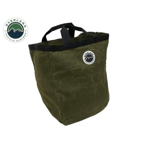 Cavas Tote Bag 16 Lb Waxed Canvas Overland Vehicle Systems - 21159941