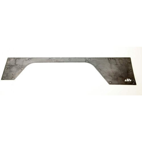 Jeep Cherokee Fenders Front 86-91 Cherokee XJ Bare Steel Pair DirtBound Offroad - 1012003-HDND