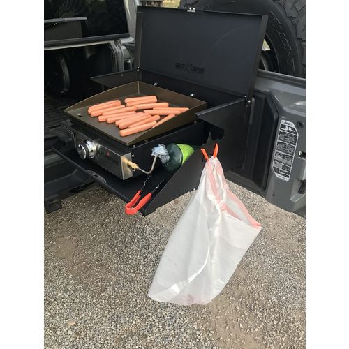 Jeep Trail Tailgate Table for Wrangler JK and JL 2/4 Door Rock Slide Engineering - AC-TB-200-FTKV