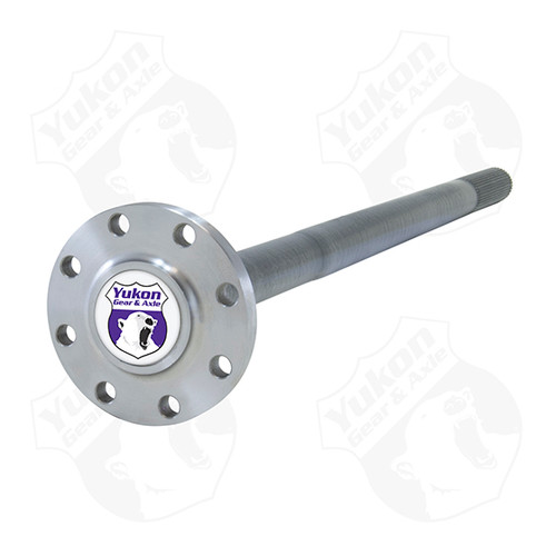 Yukon 4340 Chrome Moly Replacement Rear Axle For Dana 80 37 Spline 35.5-39.5 Inch Applications Yukon Gear & Axle - YA WFF37-39.5