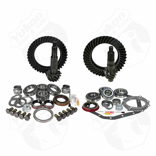 Yukon Gear And Install Kit Package For Reverse Rotation Dana 60 And 99 And Up GM 14T 5.13 Thick Yukon Gear & Axle - YGK052